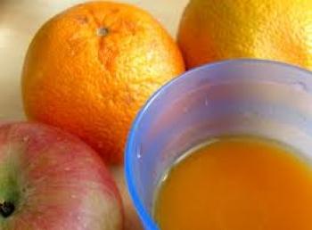 Καρότο, μήλο, πορτοκάλι και παντζάρι