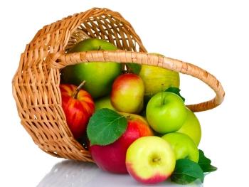 Πράσινος χυμός λαχανικών και φρούτων